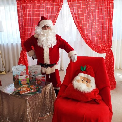 Pai Natal | Oficina de Sonhos - Animação e Decoração de Eventos Algarve