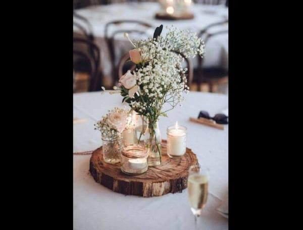 21 Ideias Lindas de Decoração de Casamento Simples 3 21 Ideias Lindas de Decoração de Casamento Simples