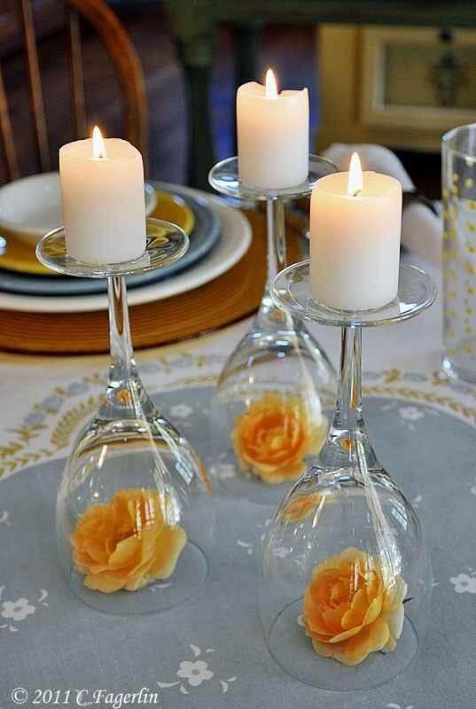 21 Ideias Lindas de Decoração de Casamento Simples 1 21 Ideias Lindas de Decoração de Casamento Simples