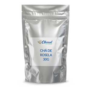 Chá de Rosela 30g - Chá Natural