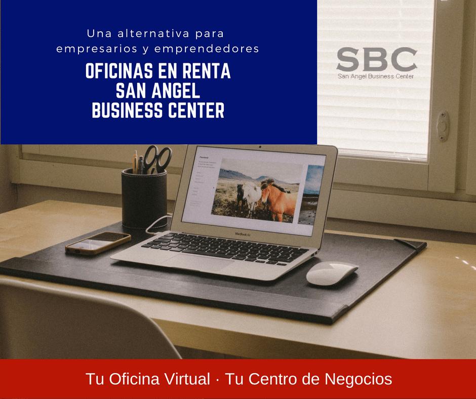 """""""Oficinas en renta San Angel, una alternativa para empresarios y emprendedores"""""""