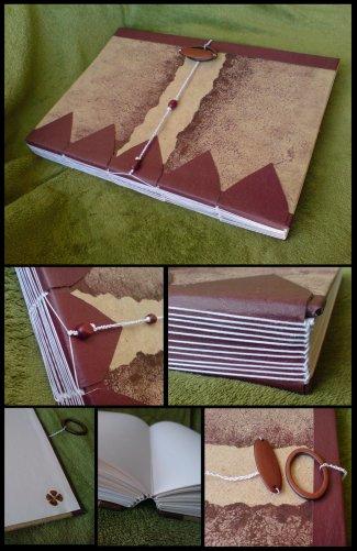 Massive_Sketchbook_byAn A3 Hardcover sketchbook