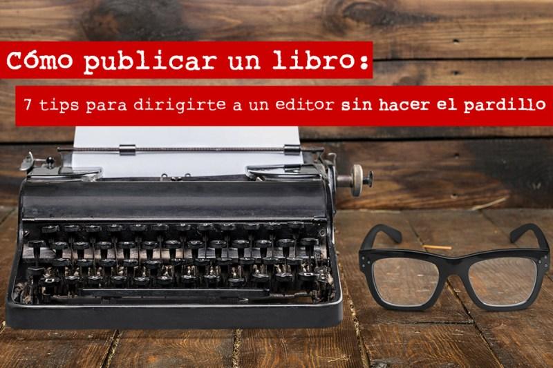 Publicar un libro