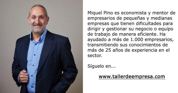 Miquel Pino mentor