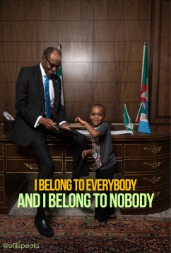 I Belong To Everybody And I Belong To Nobody