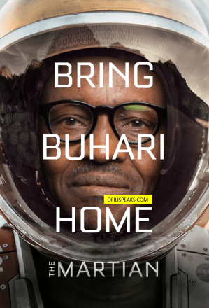 buhari the martian