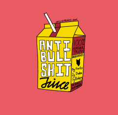 Brand New: Anti Bull-Shit Juice