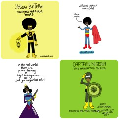Why SuperHeroes Are Not Black And #Disney Princesses Do Not Rock Afros