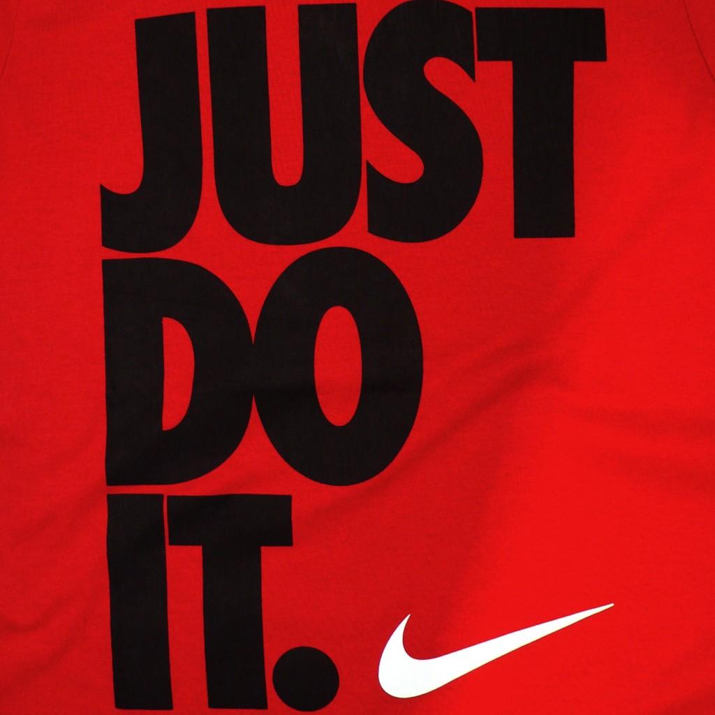 Nike Just Do It Shirts Orangenike Just Do