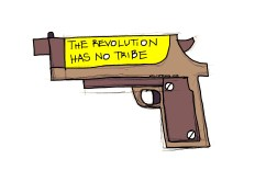 The Revolution Has No Tribe