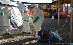 Let Us Not Forget Ebola: Three Pictures