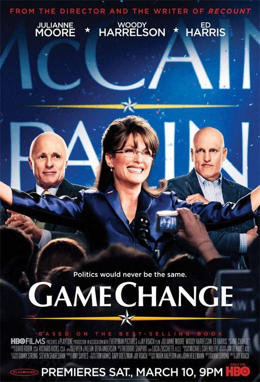 Game Change / Промяна на играта (2012)