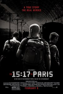 The 15:17 to Paris / 15:17 до Париж (2018)