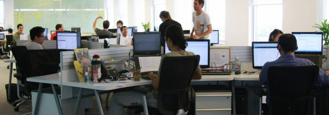 Alquilar Oficinas en Madrid