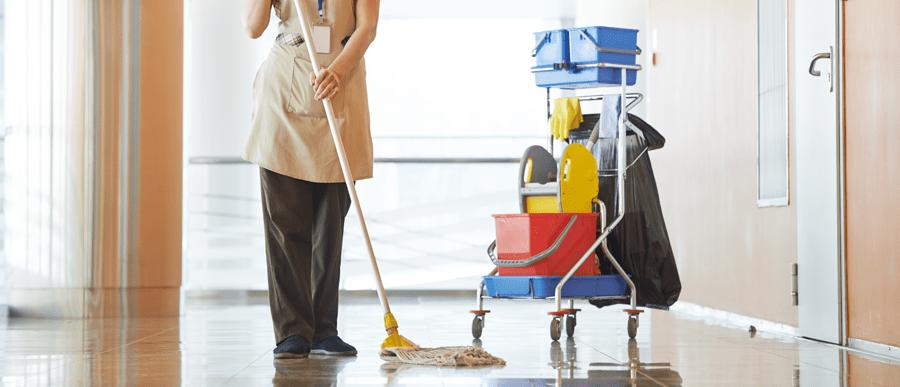 Limpieza profesional de oficinas en Madrid