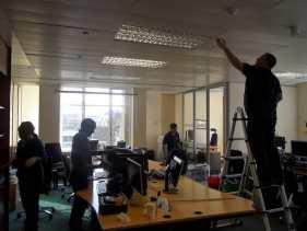 Mantenimiento integral de Oficinas