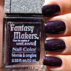 Wet N Wild Fantasy Makers Rest In Pieces Swatch