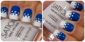 Cacee BFF Nail Lacquer Sky