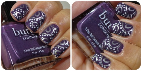 Butter London Marrow Konad M64