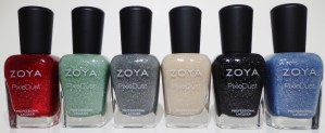 Zoya PixieDust Collection