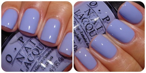 OPI You're Such A BudaPest Swatch