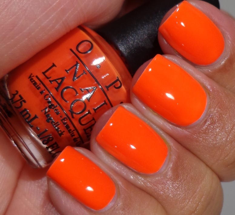 OPI Neon Revolution Minis - Of Life and Lacquer