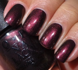 OPI Muir Miur On The Wall 1