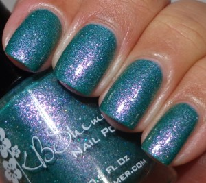 KBShimmer Teal Another Tail 1