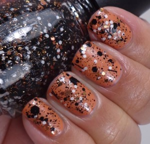 China Glaze Boo-gie Down 2
