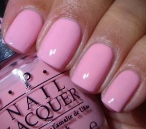 OPI Pink-ing Of You 1