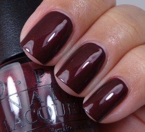 OPI Sleigh Ride For Two 1