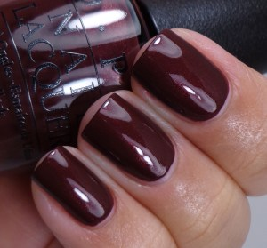 OPI Sleigh Ride For Two 2