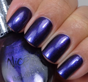 Nicole by OPI Aren't Families Grape 1