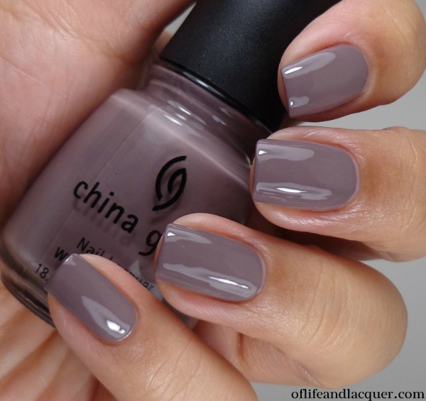China Glaze Channelesque 2b