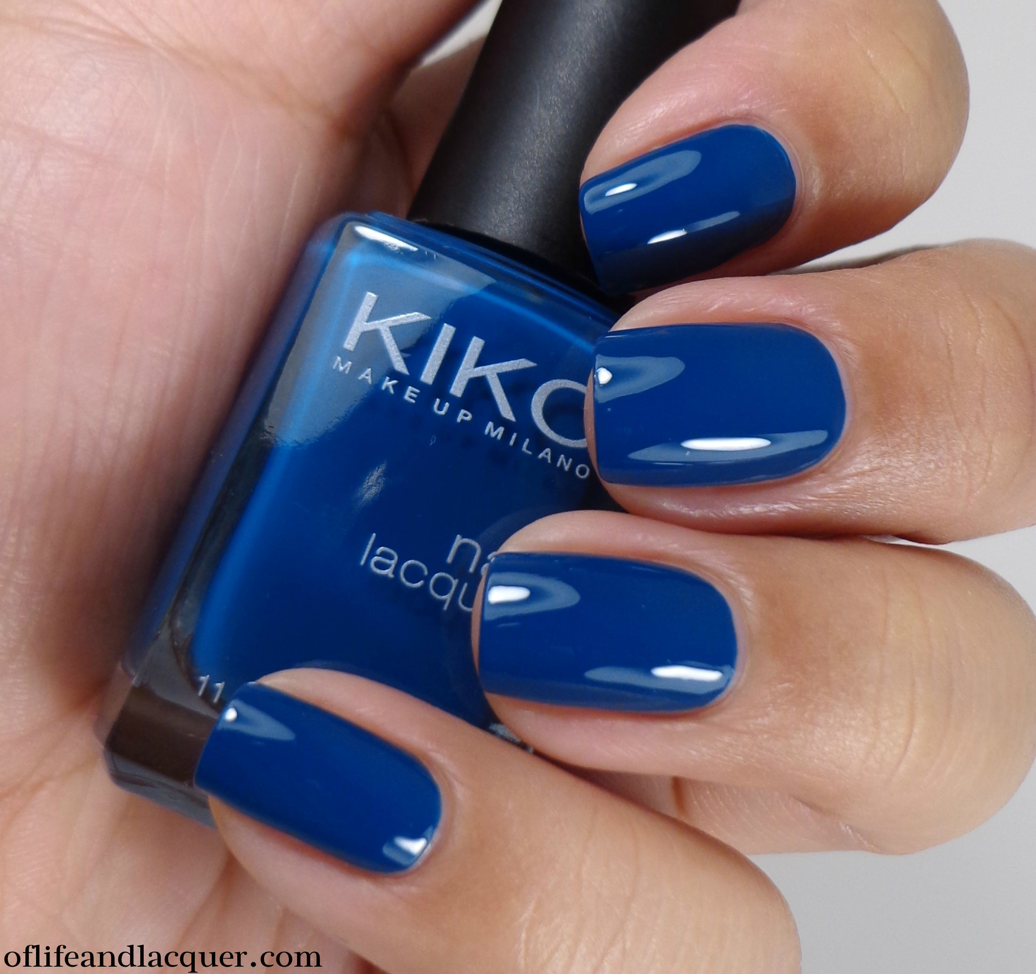 Kiko Archives - Of Life and Lacquer