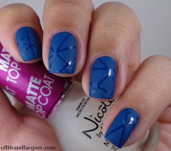 Kiko 383 Oil Blue 3a