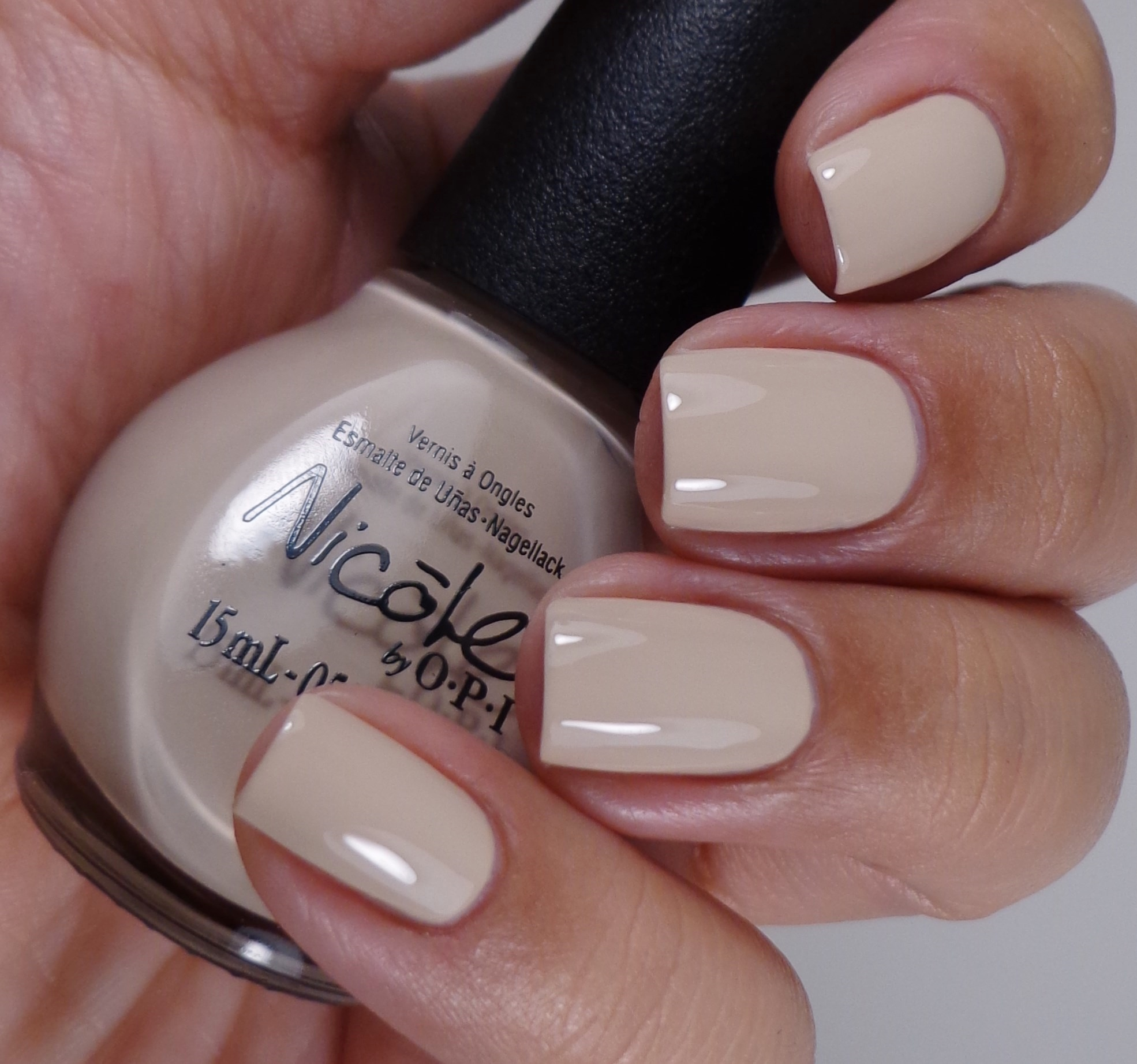 Nicole by OPI That\'s Putting It Mild 2 - Of Life and Lacquer