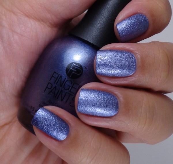 Finger Paints Rock Hard Lilac 2