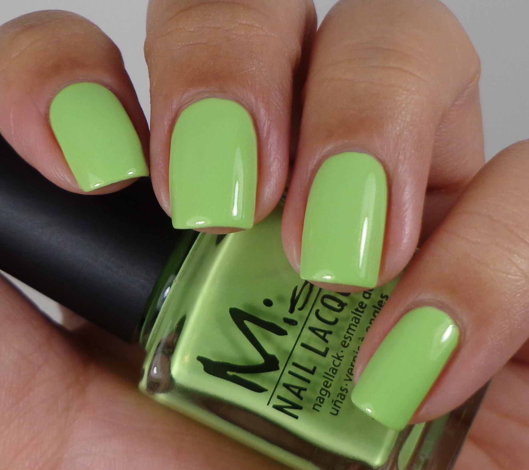 Misa Lime Love - Of Life and Lacquer