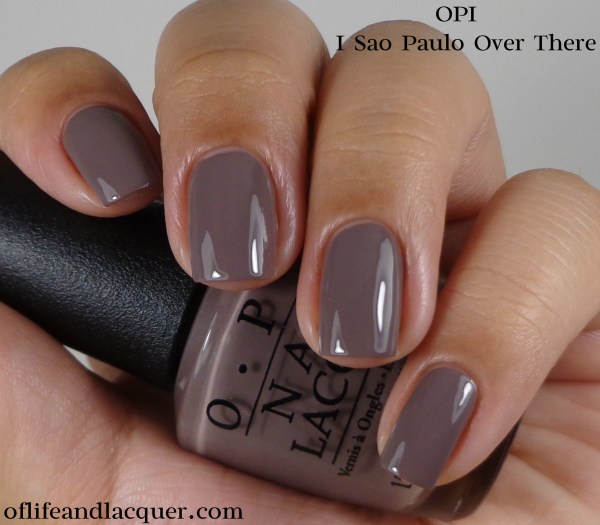 OPI I Sao Paulo Over There 1a
