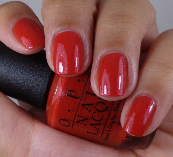 OPI Love Athletes In Cleates 1