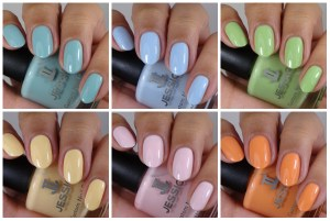The Beauty Buffs – Pastels