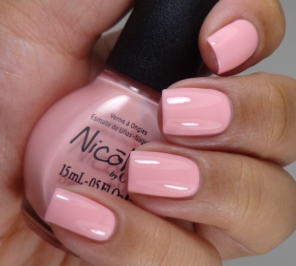 Nicole by OPI At Least I Pink So 2