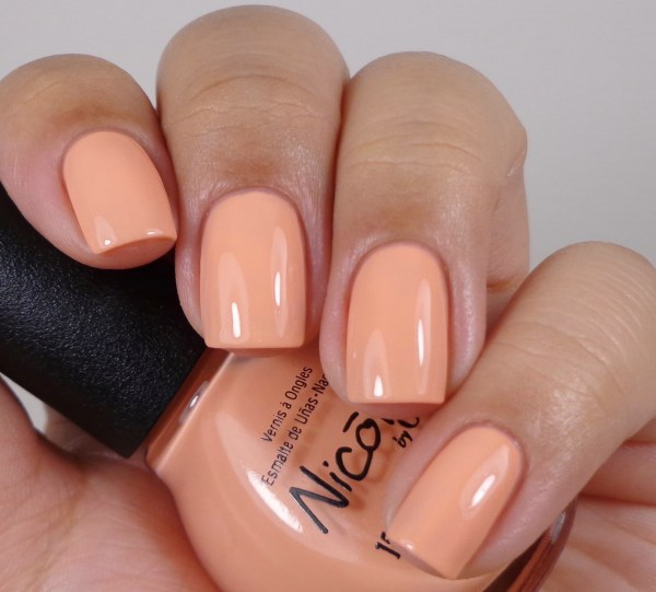 Nicole by OPI I'll Have The Salmon 1