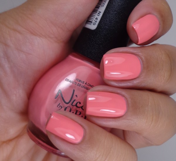 Nicole by OPI Leapink For Joy 2