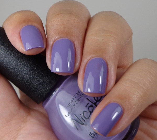 Nicole by OPI Oh That's Just Grape! 1
