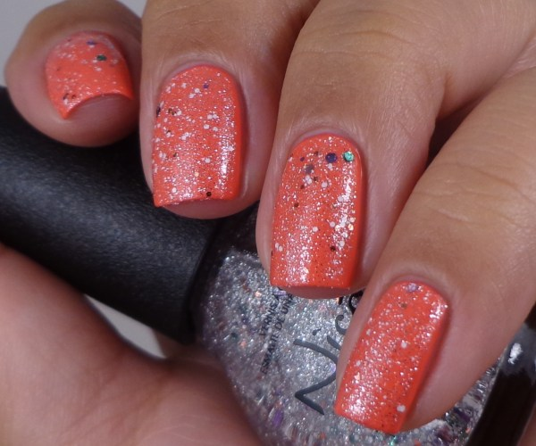 Nicole by OPI Shaved Ice 1