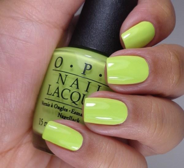 OPI Life Gave Me Lemons 2