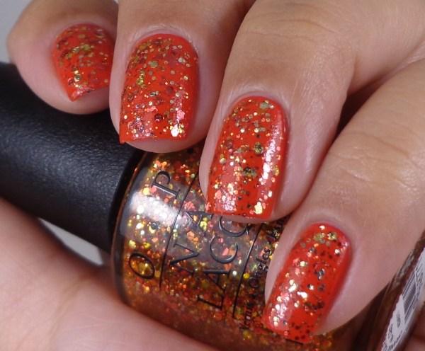 OPI Orange You Fantastic! 1