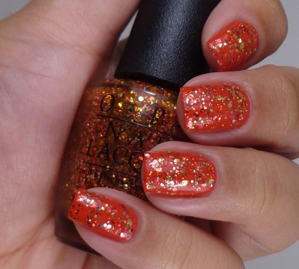 OPI Orange You Fantastic! 2